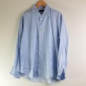 Zara Men's Striped Shirt